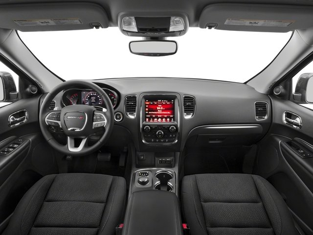 2018 Dodge Durango Pictures Durango SXT AWD photos full dashboard