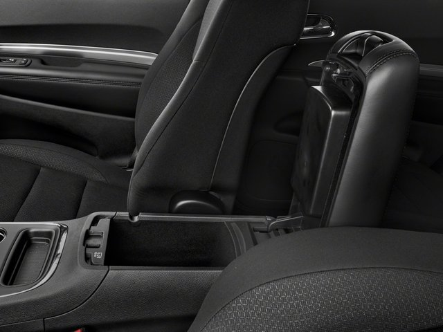 2018 Dodge Durango Pictures Durango SXT AWD photos center storage console