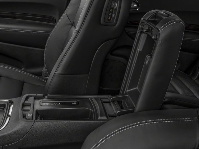 2018 Dodge Durango Pictures Durango Citadel AWD photos center storage console