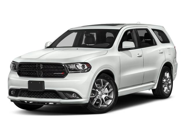 2018 Dodge Durango Base Price R/T AWD Pricing side front view