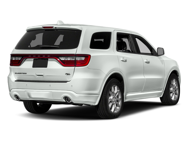 2018 Dodge Durango Base Price R/T AWD Pricing side rear view
