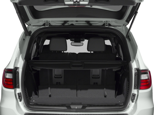 2018 Dodge Durango Pictures Durango R/T RWD photos open trunk