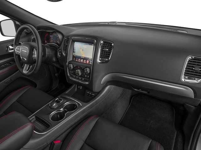 2018 Dodge Durango Pictures Durango R/T RWD photos passenger's dashboard