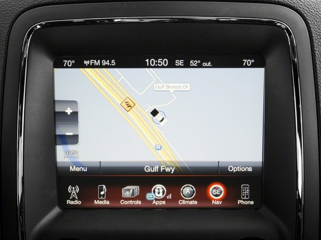 2018 Dodge Durango Pictures Durango R/T RWD photos navigation system