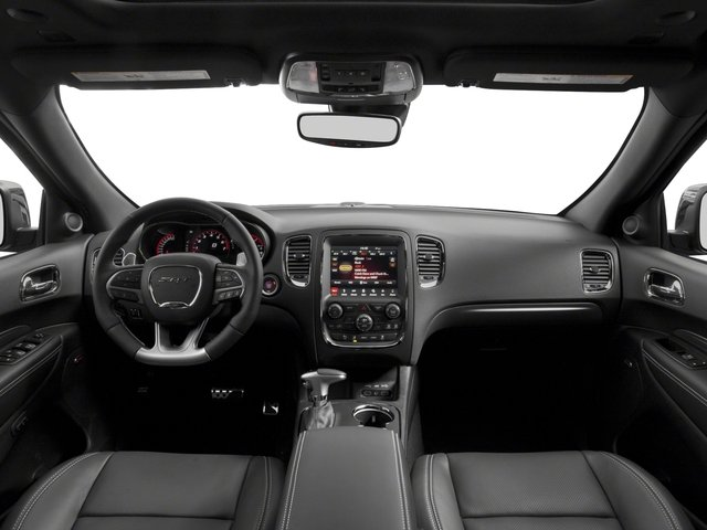 2018 Dodge Durango Prices and Values Utility 4D SRT AWD full dashboard