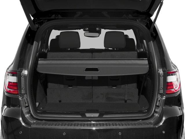 2018 Dodge Durango Prices and Values Utility 4D SRT AWD open trunk