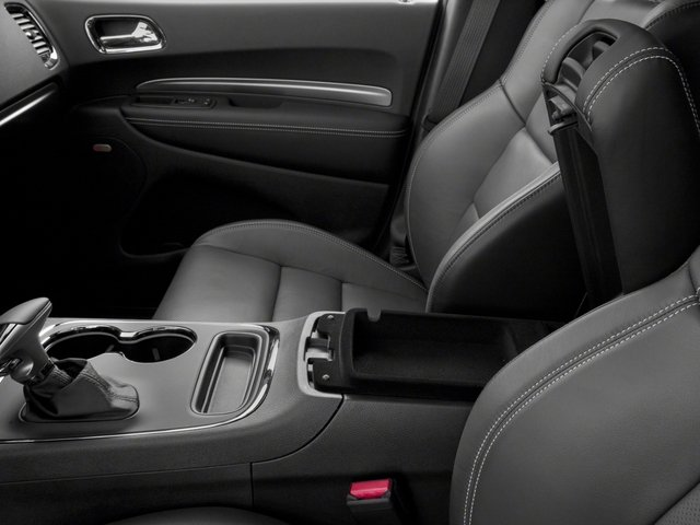 2018 Dodge Durango Prices and Values Utility 4D SRT AWD center storage console
