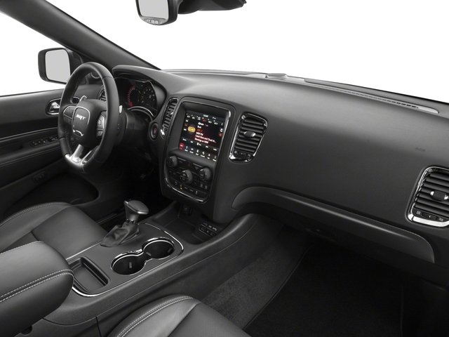 2018 Dodge Durango Prices and Values Utility 4D SRT AWD passenger's dashboard