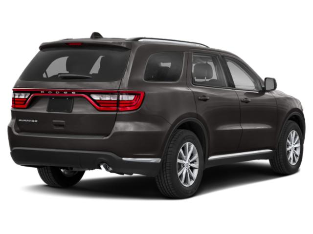 2018 Dodge Durango Prices and Values Utility 4D SXT AWD side rear view