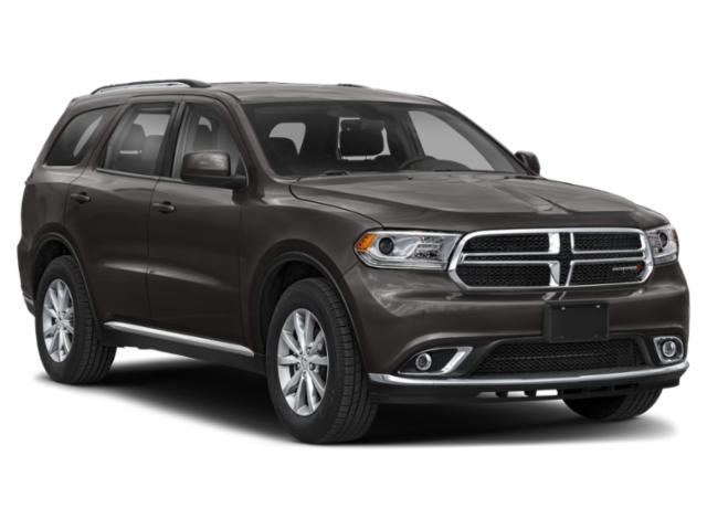 2018 Dodge Durango Prices and Values Utility 4D SXT AWD side front view