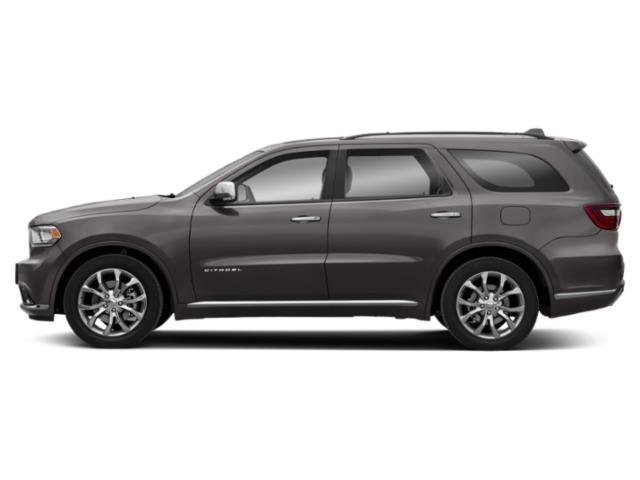 2018 Dodge Durango Prices and Values Utility 4D SXT AWD side view