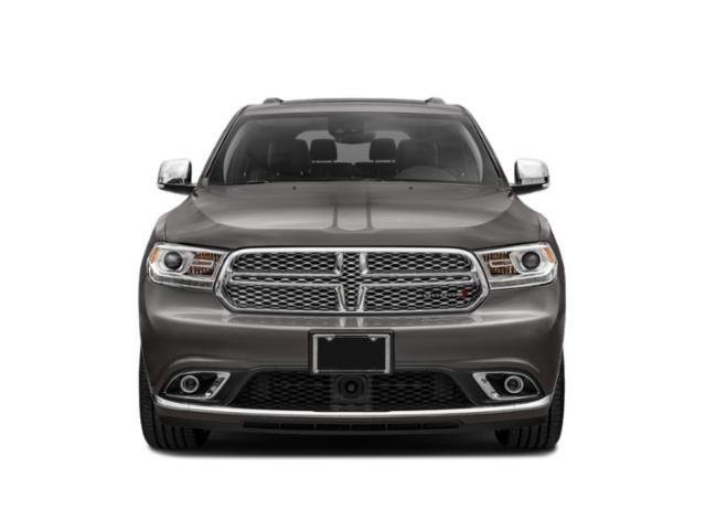 2018 Dodge Durango Prices and Values Utility 4D SXT AWD front view