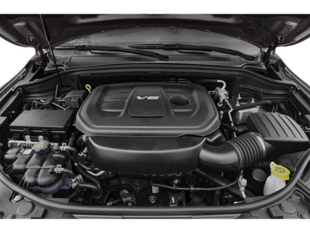 2018 Dodge Durango Prices and Values Utility 4D SXT AWD engine