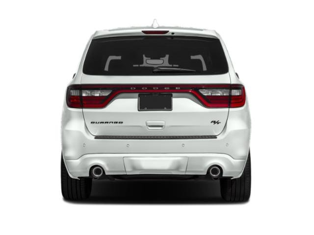 2018 Dodge Durango Prices and Values Utility 4D SXT AWD rear view