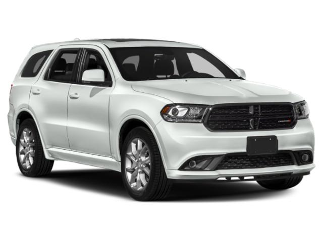 2018 Dodge Durango Prices and Values Utility 4D SRT AWD side front view
