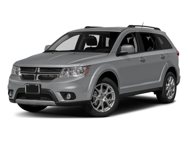 2018 Dodge Journey Pictures Journey SXT FWD photos side front view