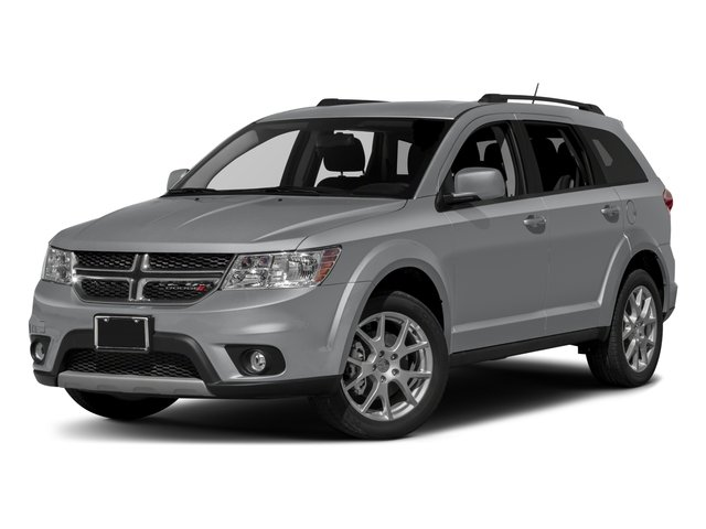 2018 Dodge Journey Pictures Journey SXT AWD photos side front view