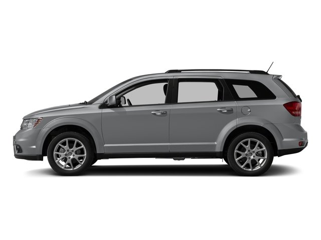 2018 Dodge Journey Pictures Journey SXT FWD photos side view