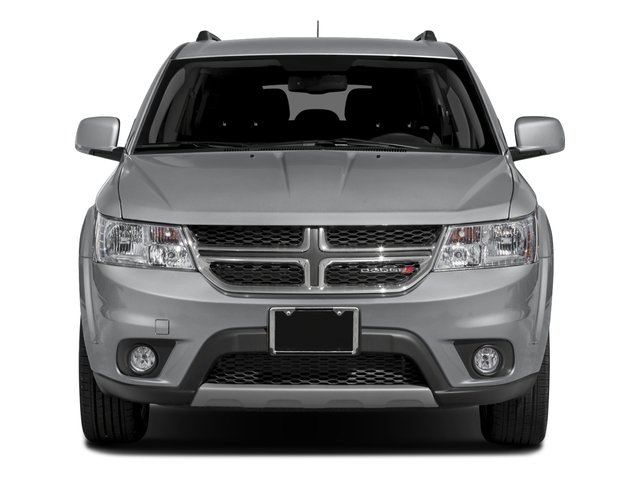 2018 Dodge Journey Pictures Journey SXT AWD photos front view