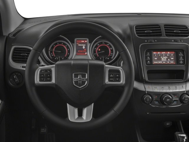 2018 Dodge Journey Pictures Journey SXT AWD photos driver's dashboard