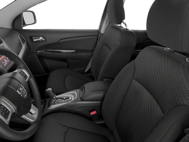2018 Dodge Journey Pictures Journey SXT AWD photos front seat interior