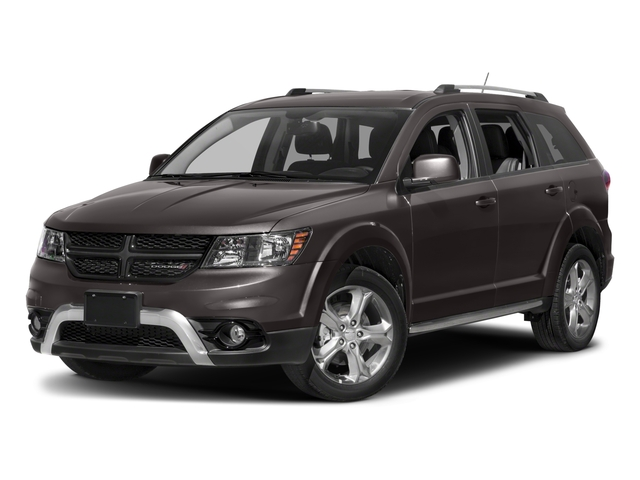 2018 Dodge Journey Base Price Crossroad AWD Pricing side front view