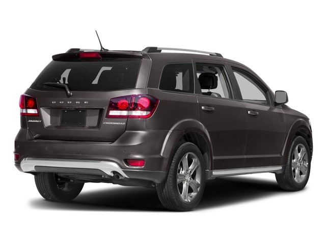 2018 Dodge Journey Base Price Crossroad AWD Pricing side rear view