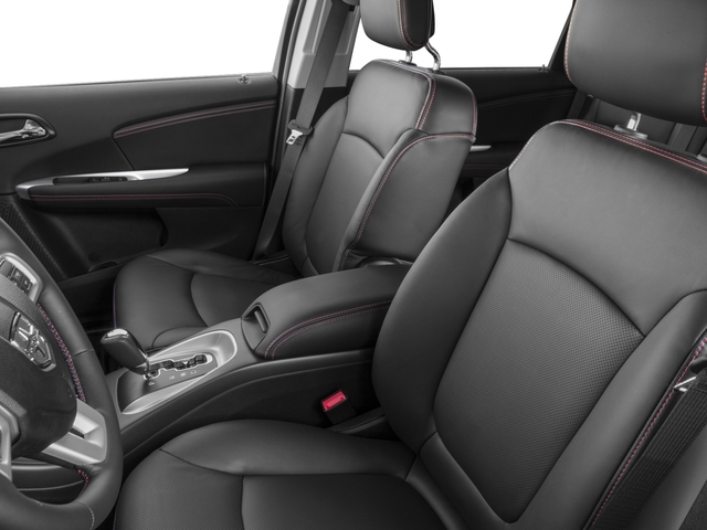 2018 Dodge Journey Pictures Journey GT AWD photos front seat interior
