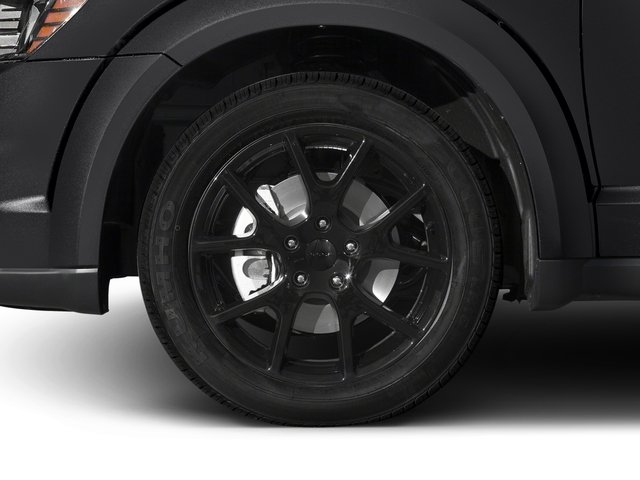 2018 Dodge Journey Pictures Journey GT FWD photos wheel