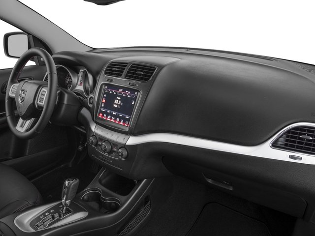 2018 Dodge Journey Pictures Journey GT AWD photos passenger's dashboard