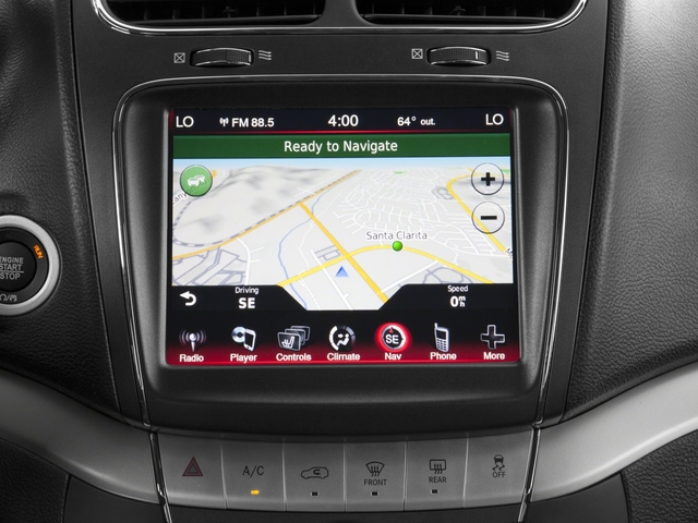 2018 Dodge Journey Pictures Journey GT AWD photos navigation system