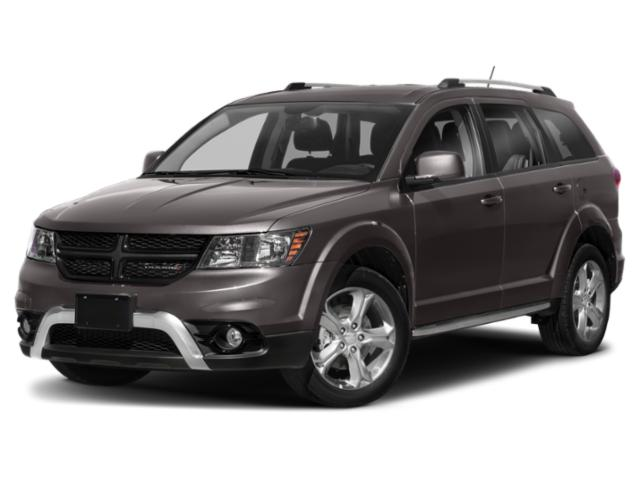 2018 Dodge Journey Pictures Journey GT FWD photos side front view