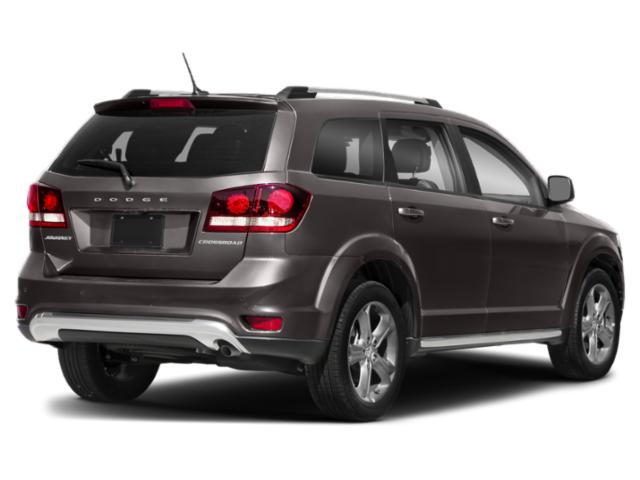 2018 Dodge Journey Pictures Journey GT FWD photos side rear view