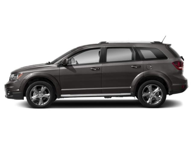 2018 Dodge Journey Prices and Values Utility 4D GT AWD V6 side view