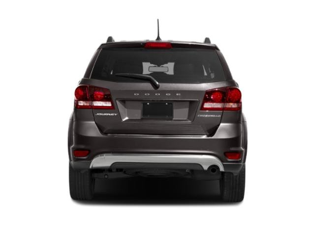 2018 Dodge Journey Prices and Values Utility 4D GT AWD V6 rear view