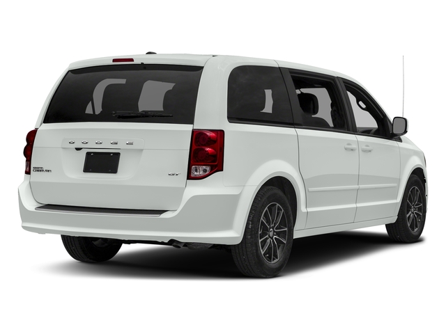 2018 Dodge Grand Caravan Pictures Grand Caravan Grand Caravan GT V6 photos side rear view