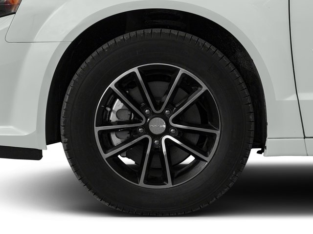 2018 Dodge Grand Caravan Pictures Grand Caravan Grand Caravan GT V6 photos wheel