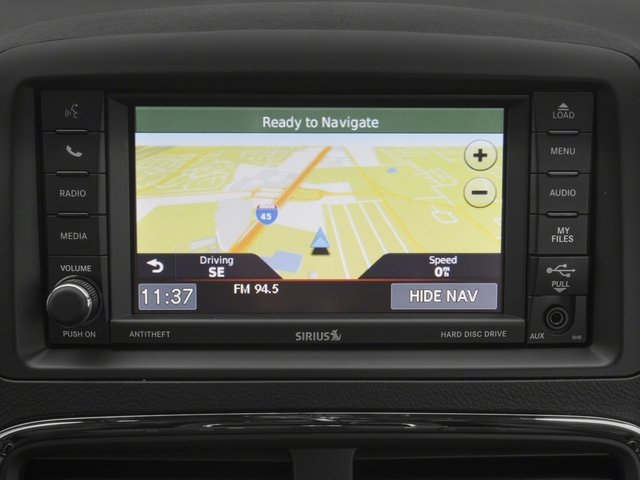 2018 Dodge Grand Caravan Pictures Grand Caravan Grand Caravan GT V6 photos navigation system