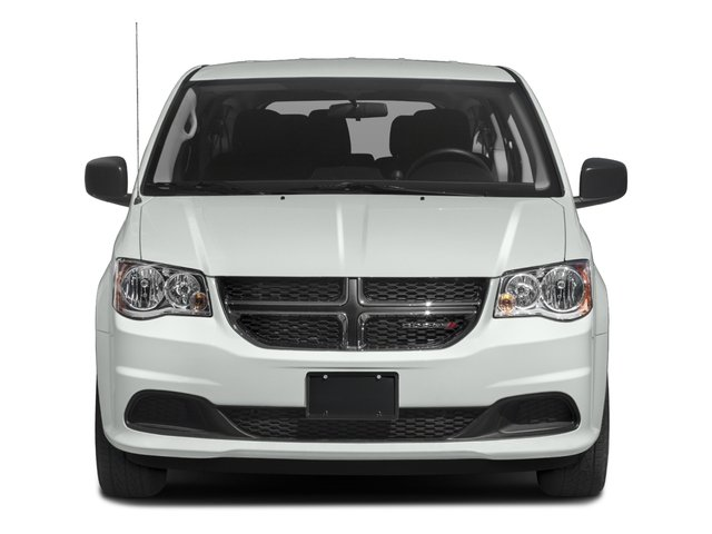 2018 Dodge Grand Caravan Base Price SE Wagon Pricing front view