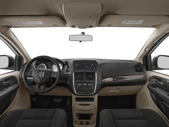 2018 Dodge Grand Caravan Base Price SE Wagon Pricing full dashboard