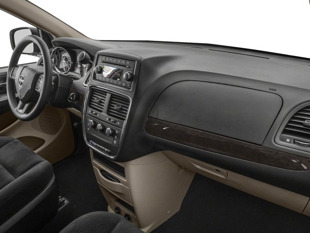 2018 Dodge Grand Caravan Base Price SE Plus Wagon Pricing passenger's dashboard