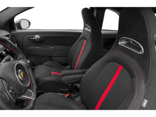 2018 FIAT 500 Prices and Values Hatchback 3D Lounge I4 front seat interior