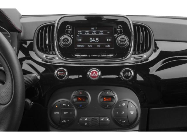 2018 FIAT 500 Prices and Values Hatchback 3D Lounge I4 stereo system