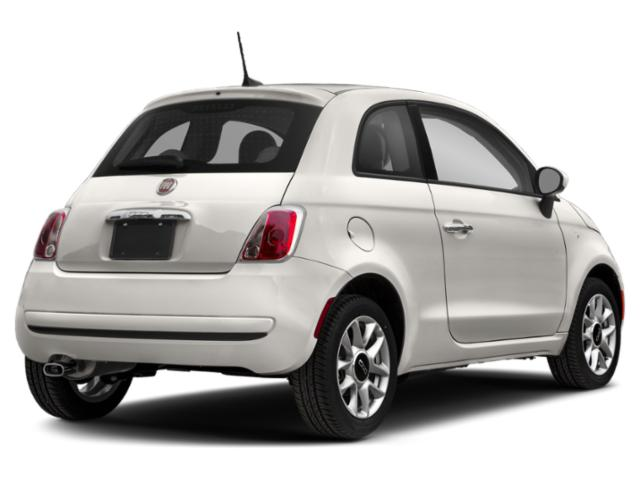 2018 FIAT 500 Prices and Values Hatchback 3D Lounge I4 side rear view