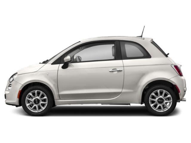 2018 FIAT 500 Prices and Values Hatchback 3D Lounge I4 side view