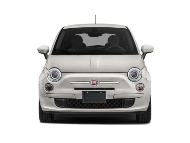 2018 FIAT 500 Prices and Values Hatchback 3D Lounge I4 front view