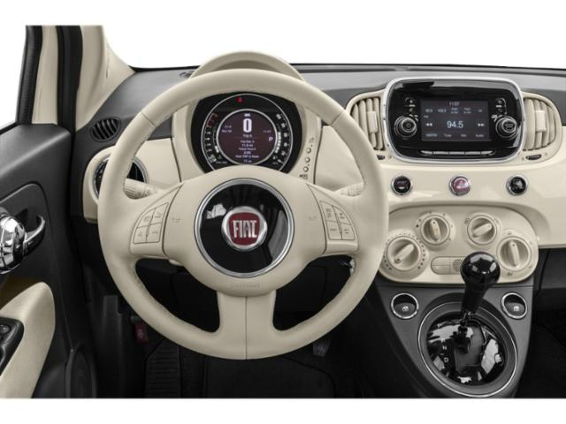 2018 FIAT 500 Prices and Values Hatchback 3D Lounge I4 driver's dashboard