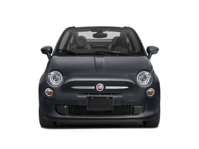 2018 FIAT 500c Base Price Pop Cabrio Pricing front view