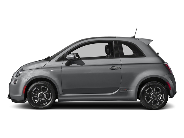 2018 FIAT 500e Base Price Hatch Pricing side view