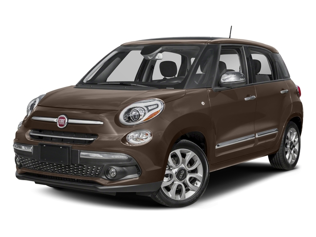 2018 FIAT 500L Pictures 500L Trekking Hatch photos side front view